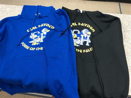 falcon hoodies front