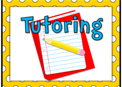 Tutoring Sessions Schedule