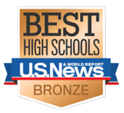 Best High Schools - Bronze Award