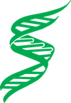 Bioscience Double Helix Logo