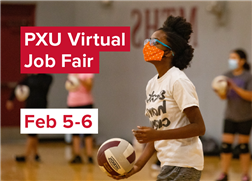 PXU Virtual Job fair