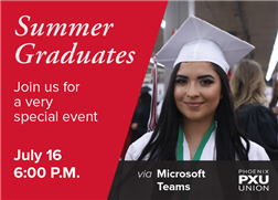 Summer Virtual Graduation Ceremony