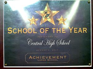 School of the Year