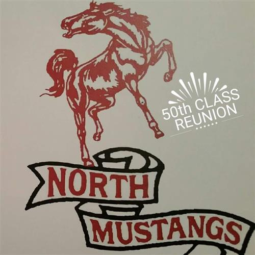 North Mustangs 50th Class Reunion 1968