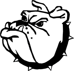 school bulldog coloring pages - photo#15