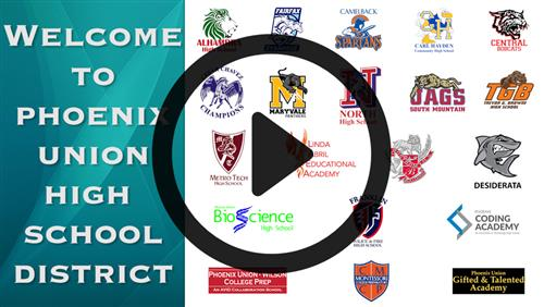 PUHSD Welcome Video Thumbnail