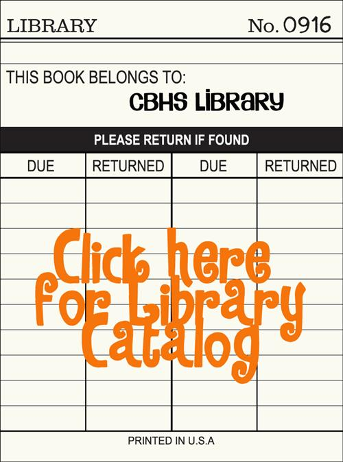 Click Here for Library Catalog