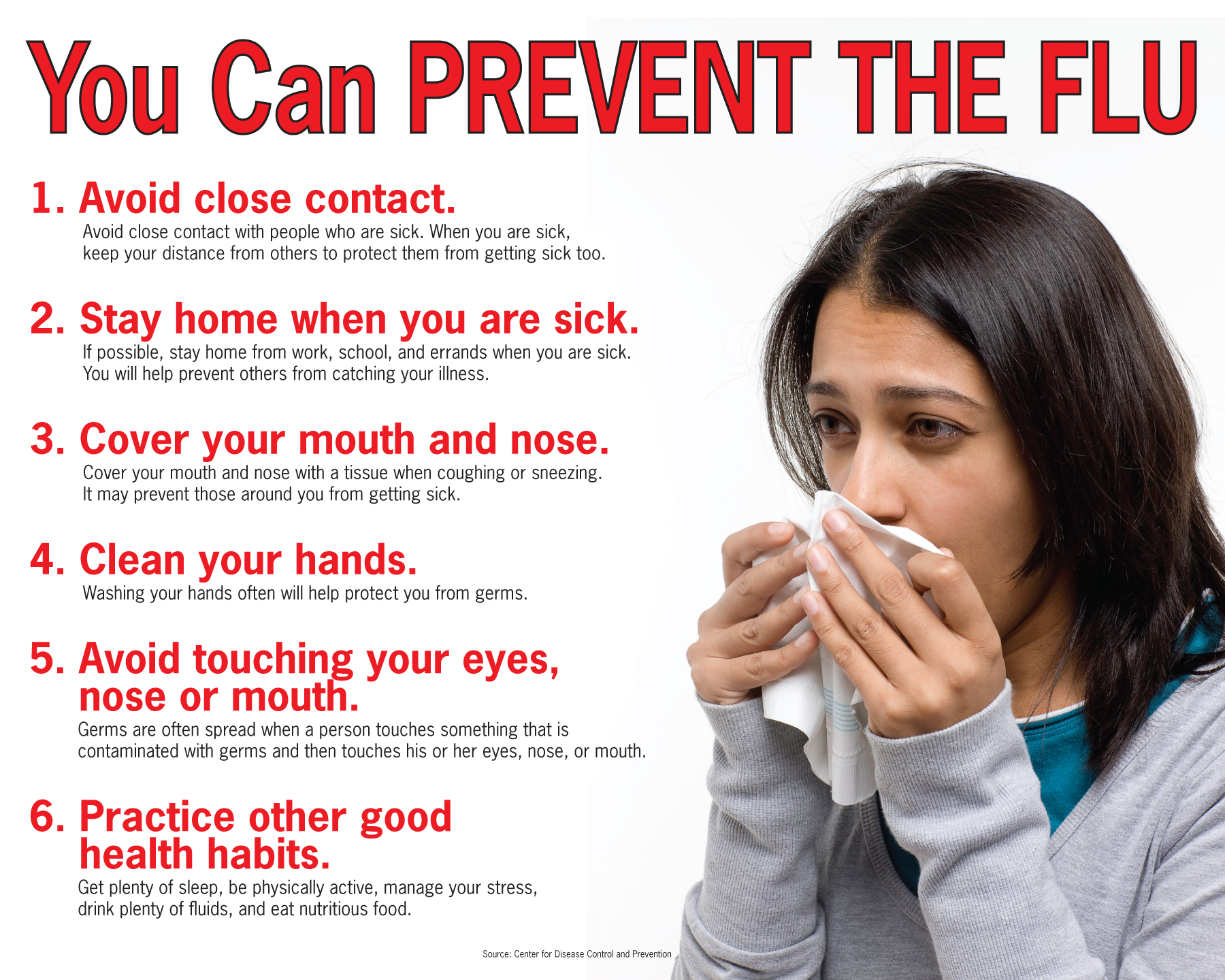 Prevent the Flu